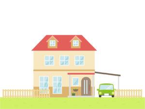 土地と建物の権利について、所有権と借地権そして抵当権。